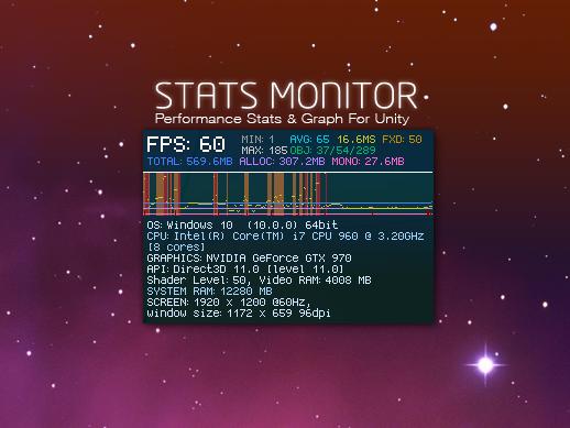 Stats Monitor